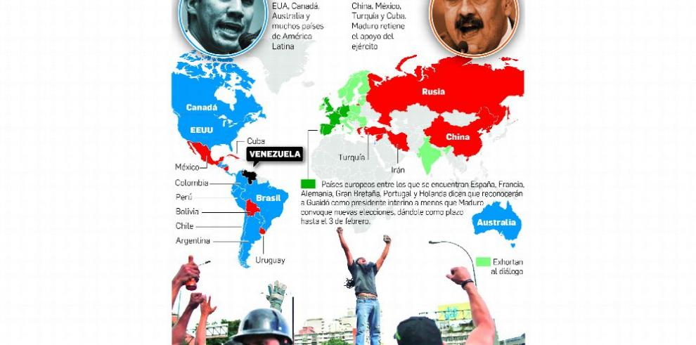 EE.UU. secuestra cuentas de Caracas, según senador Rubio