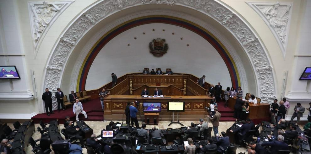 Parlamento venezolano alza la voz por los salarios