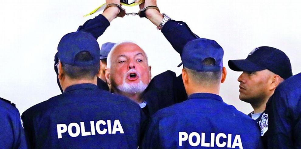 Fijan fecha para audiencia de impugnación a Martinelli