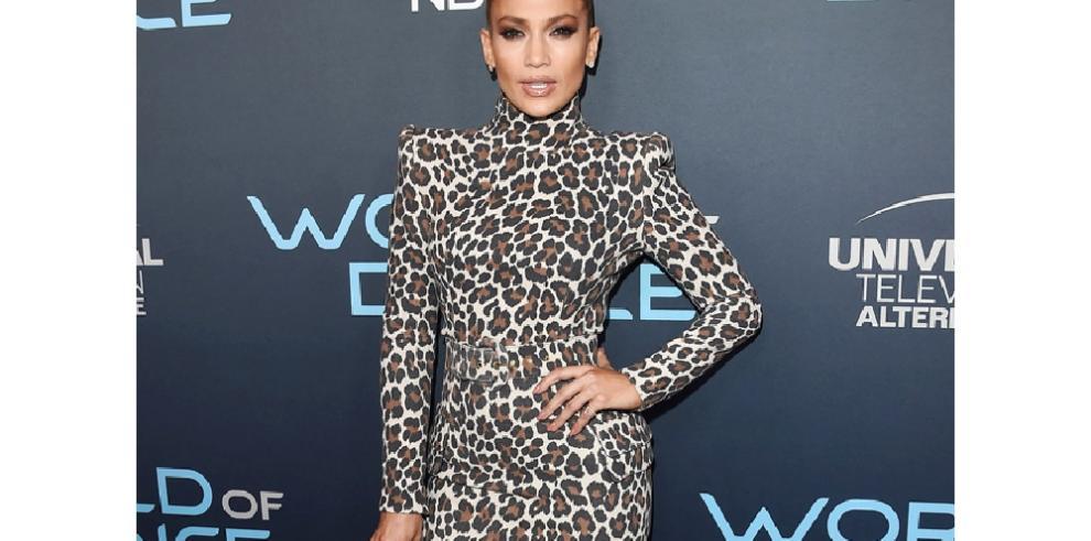 Jennifer Lopez, demandada por el supuesto plagio de 'World of Dance'
