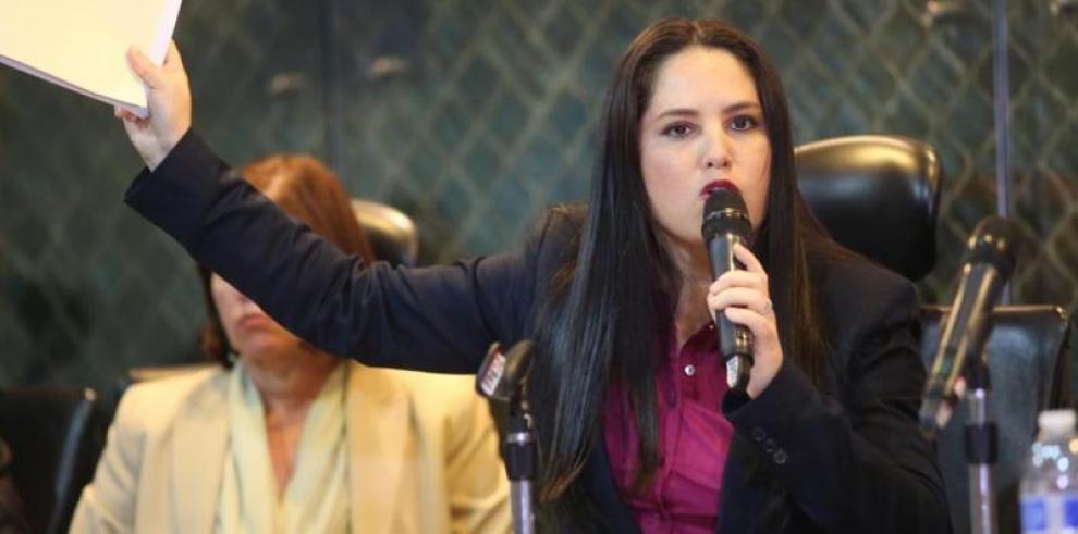 Diputada Rodríguez denuncia intromisión del Ejecutivo en la Asamblea