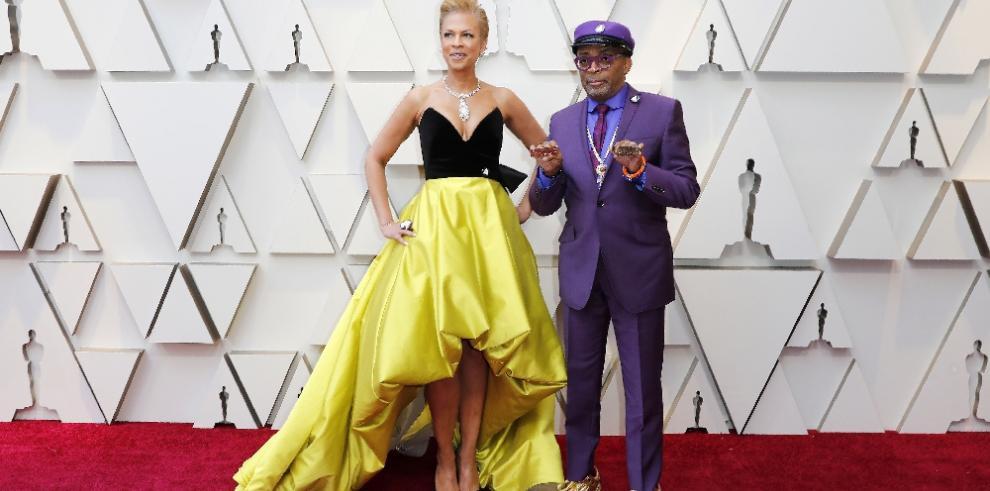 La alfombra roja de los Óscar