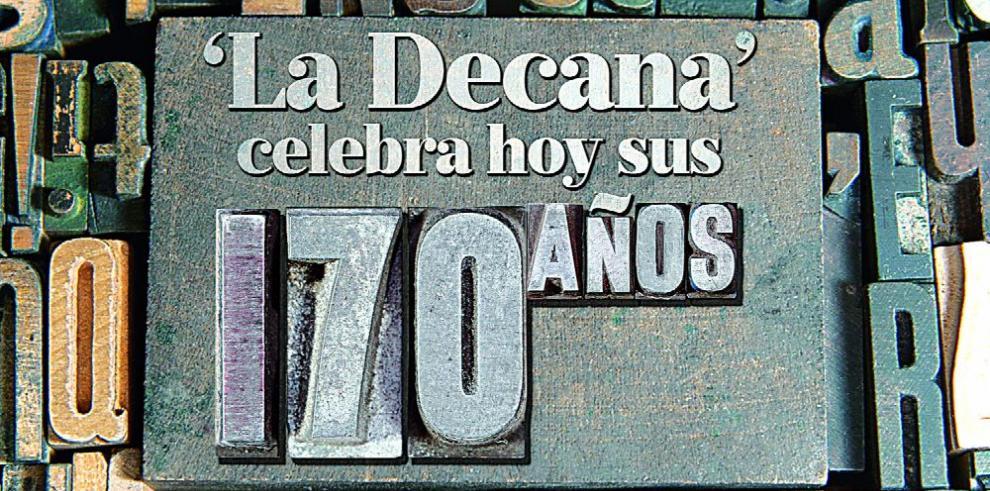 'La Decana' celebra hoy sus 170 años