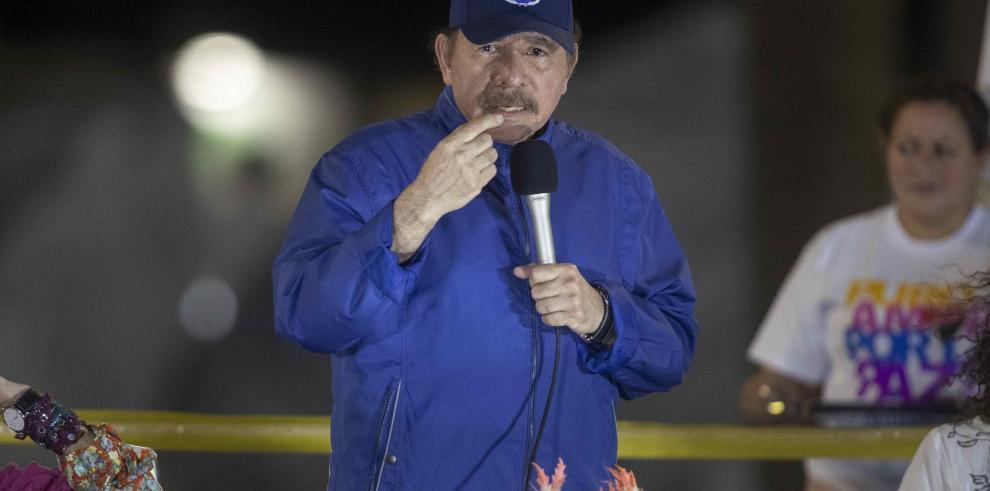 OEA acepta a Ortega plazo de 90 días para liberar a opositores en Nicaragua