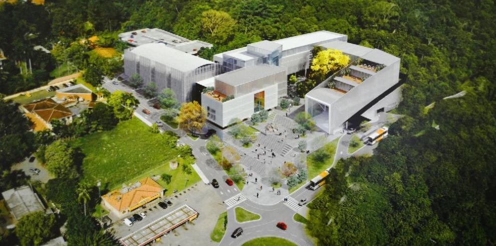 La Ciudad de las Artes del INAC está a solo dos años de su culminación