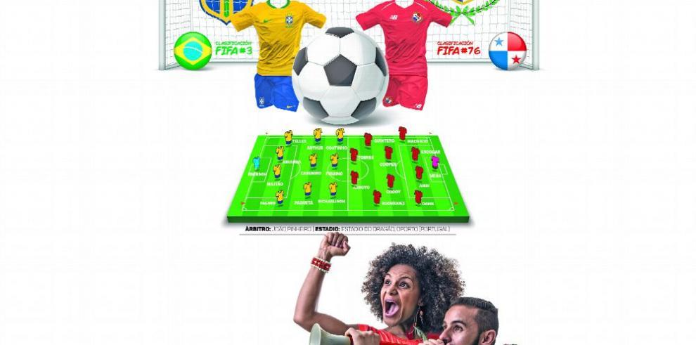 Brasil vs. Panamá, partido de ensayos, nuevos rostros y perspectivas hacia el futuro