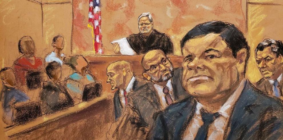 Condenado en EE.UU. el 'Chapo' por narcotráfico