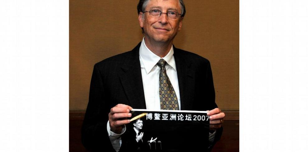 Bill Gates destaca contribución de China