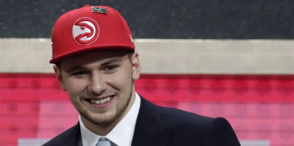 Doncic, contento con su rápida adaptación a la NBA