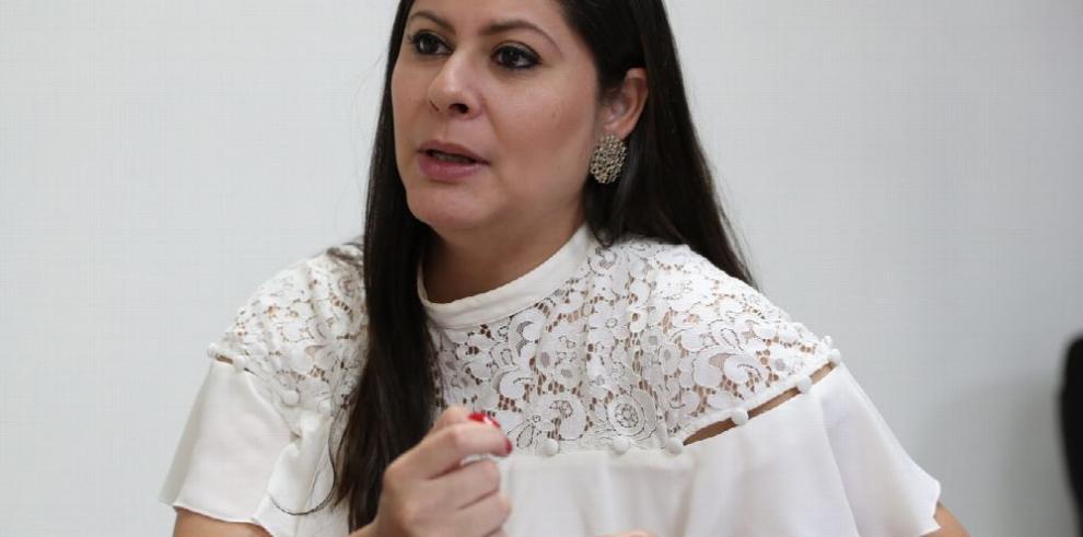 Carla García, una joven que busca espacio en una asamblea renovada