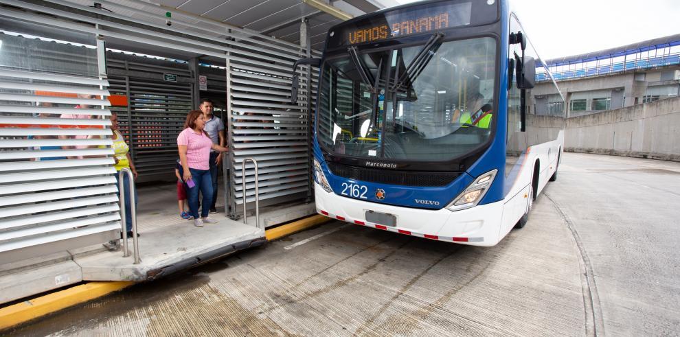 Mi Bus amplía y fortalece, la red de buses en zona Este por entrada del Metro