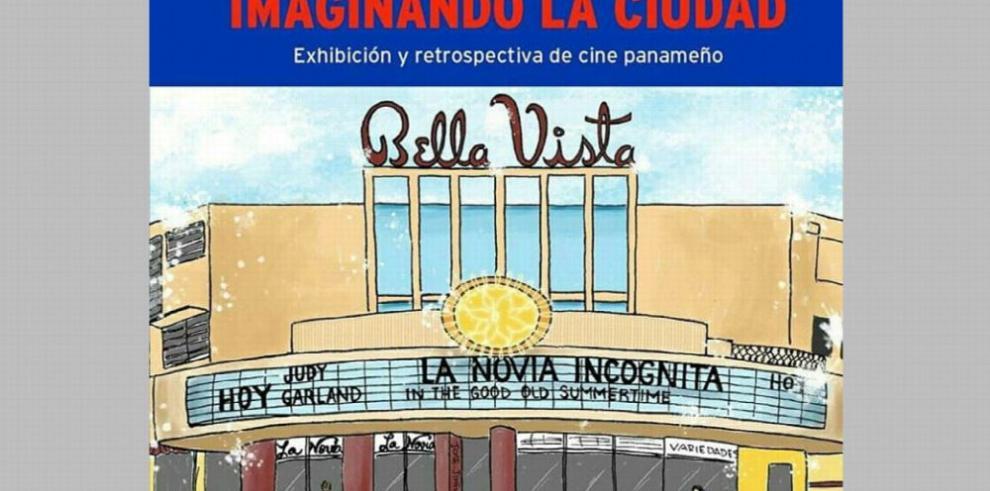 Exhibición dedicada al cine panameño