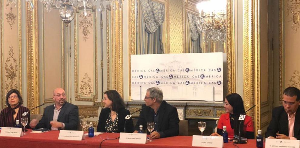 Literatura panameña viaja a Berlín y Madrid