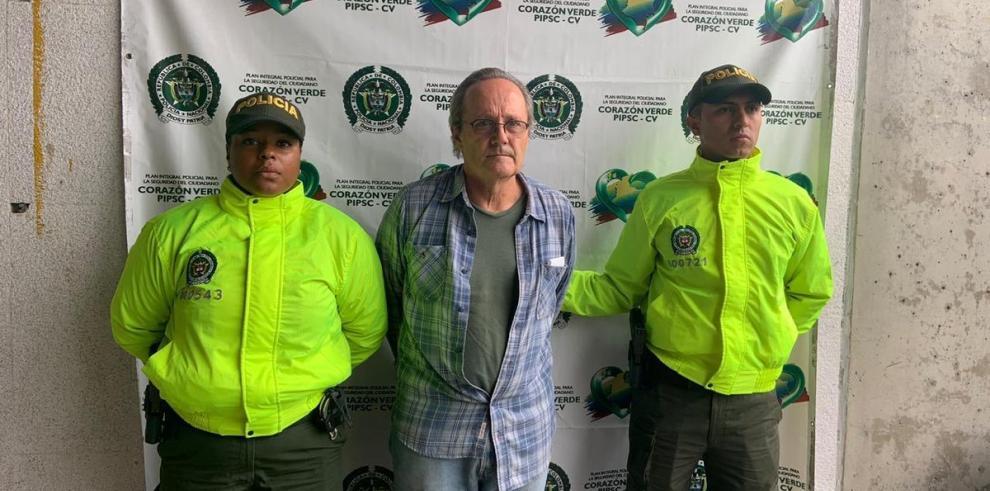 Detienen en Colombia a un ciudadano de EEUU por explotación sexual de menores