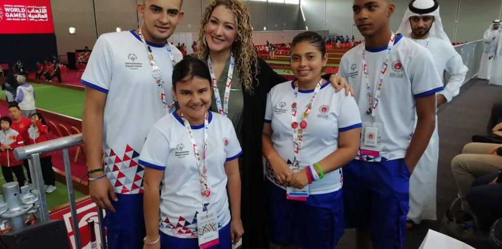 Panamá obtiene medallas en Juegos Mundiales de Verano 2019