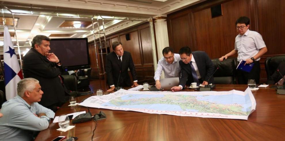 Las tres fases del estudio de factibilidad del tren hasta Chiriquí