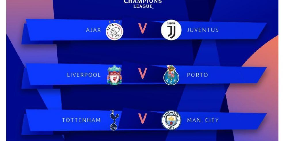 Resultado del sorteo de los cuartos de final de la Liga de Campeones