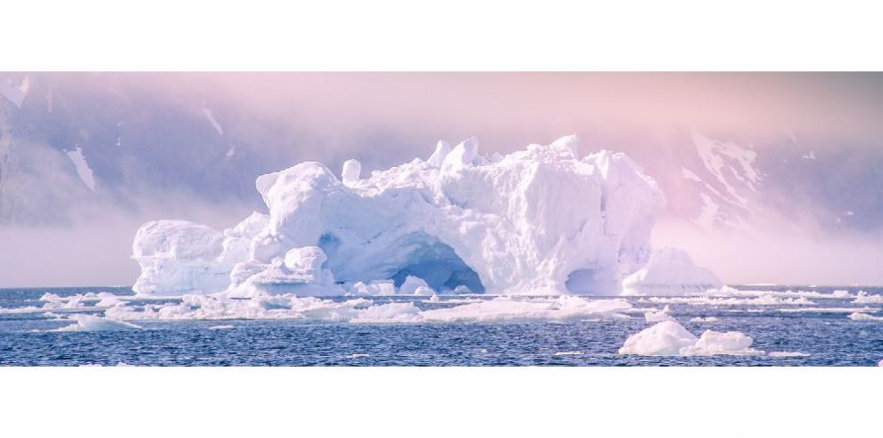 El calentamiento global, irreversible para el Ártico