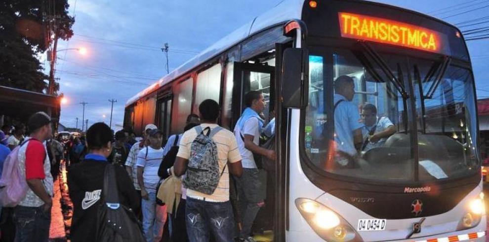 Servicio de transporte público es respaldado con póliza de seguro