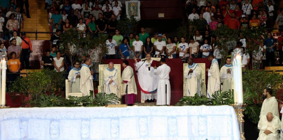 Los símbolos de la Jornada Mundial de la juventud serán trasladados a Roma