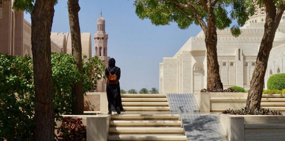 La mezquita del Sultán Qaboos, una obra de arte
