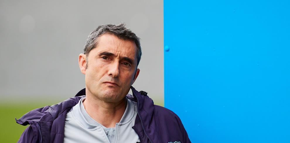 Valverde no ve sentenciada la Liga ni ganando este sábado