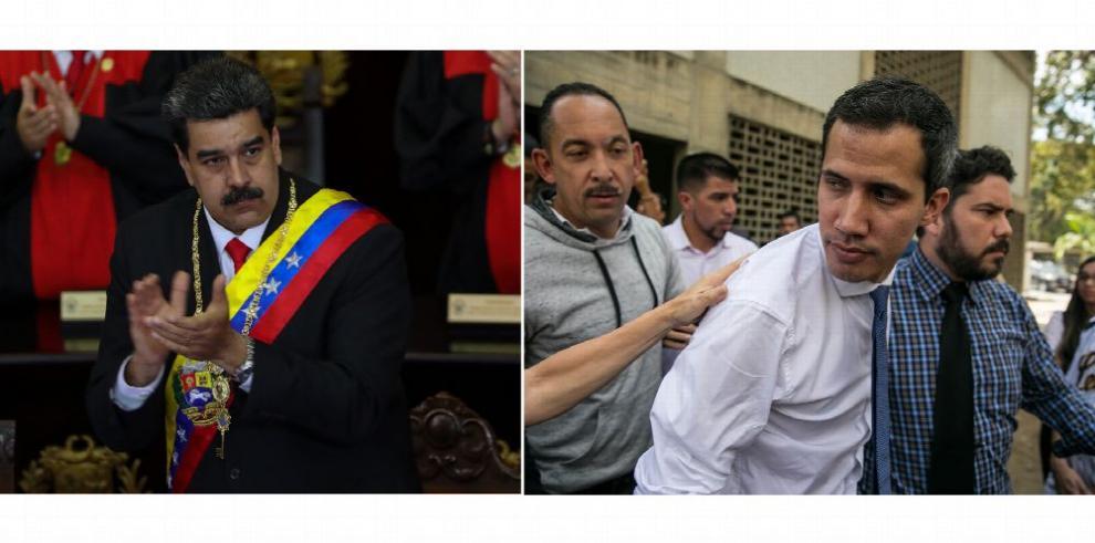 Comunidad internacional, dividida ante autoproclamación de Guaidó