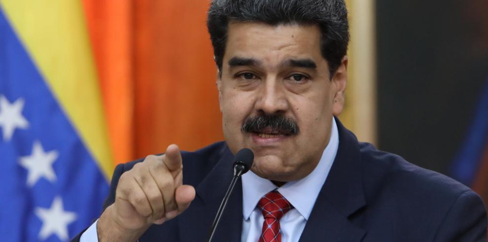 Maduro dice que Guaidó es un