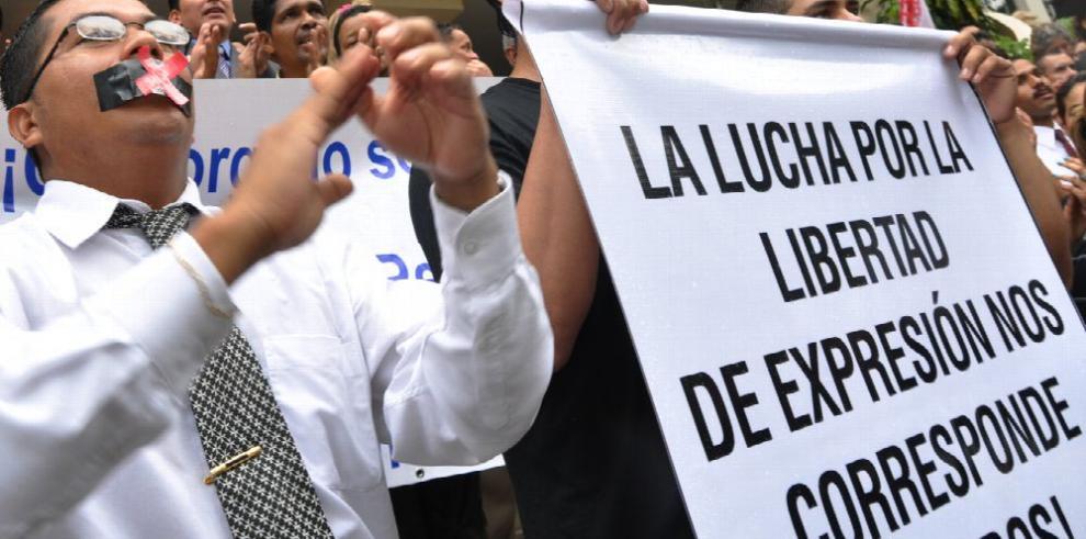 'Inaceptable' violación a libertad de expresión en Panamá', Vivanco