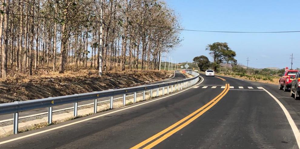Larehabilitación de la vía La Arena-Pesé costó $26.6 millones