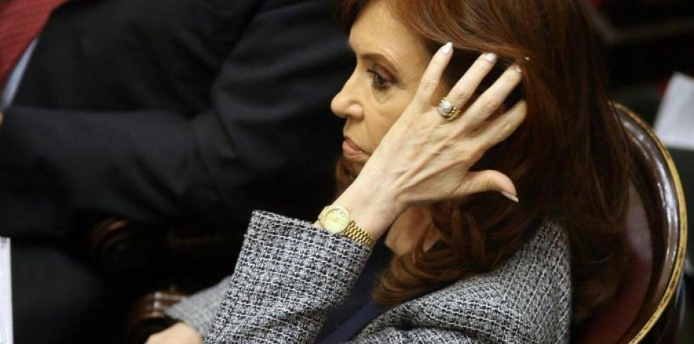 El Supremo argentino confirma la orden de detención de Cristina Fernández