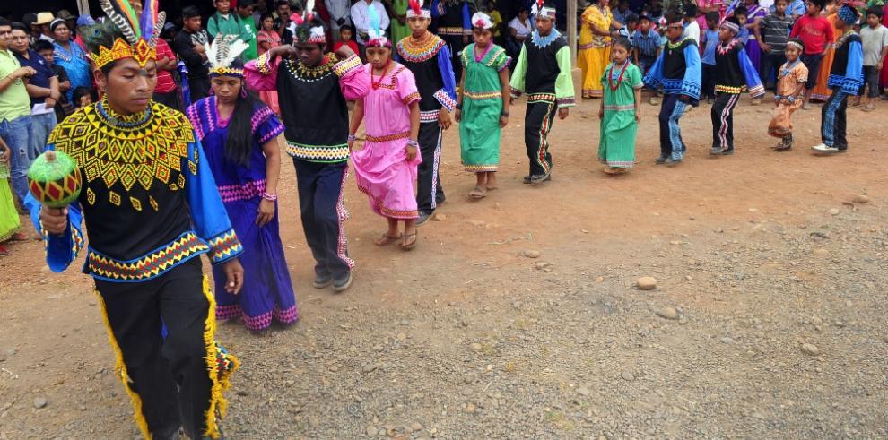 Coonapip conmemora XXII aniversario de la creación de la Comarca Ngäbe-Buglé