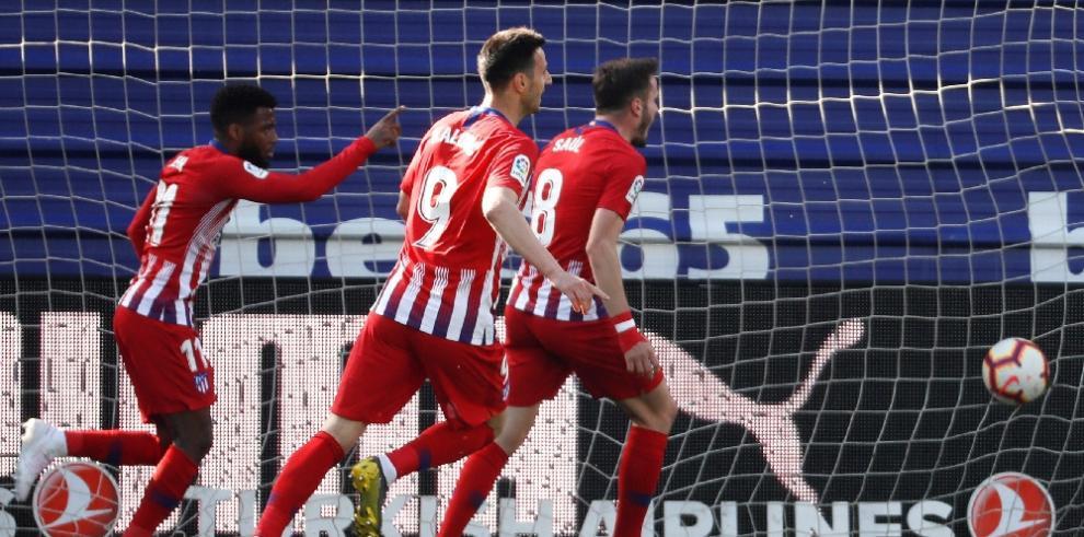 Simeone: 'Seguiremos luchando hasta el último suspiro'