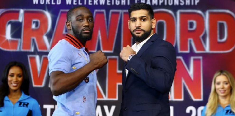 Khan vs. Crawford, un pleito por excelencia