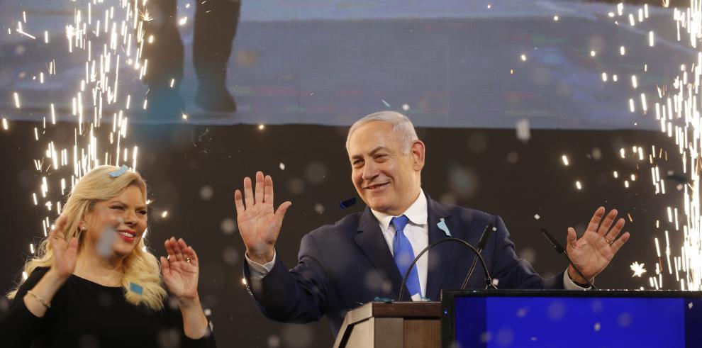 La reelección de Netanyahu se da por hecho a falta de resultados definitivos