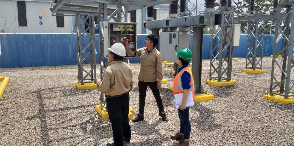 Potabilizadora de Chilibre fuera de operaciones por falla eléctrica