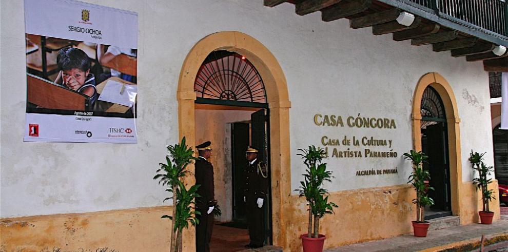 Exhibición colectiva en la Casa Góngora