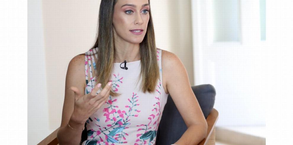 Victoria Heurtematte: 'No hay desarrollo económico si no podemos incluir a la mujer'