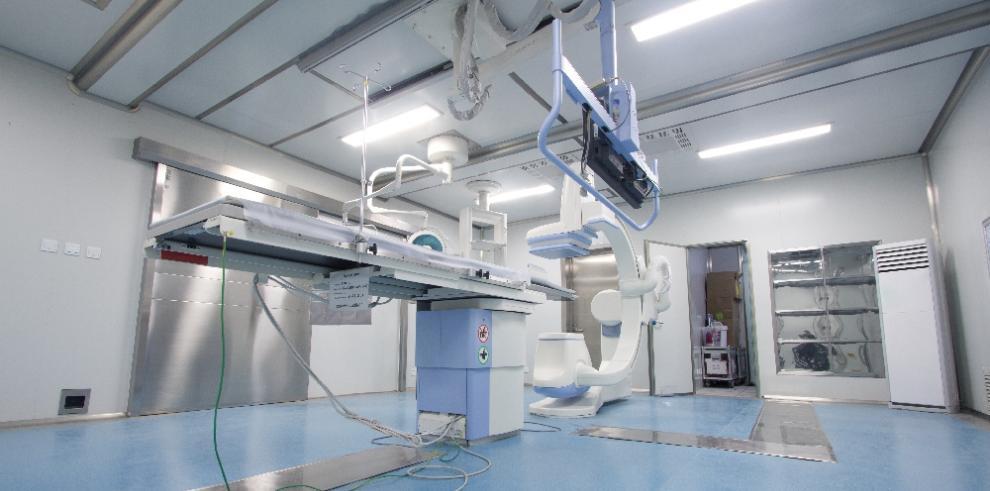 Iluminación LED adecuada para centros hospitalarios