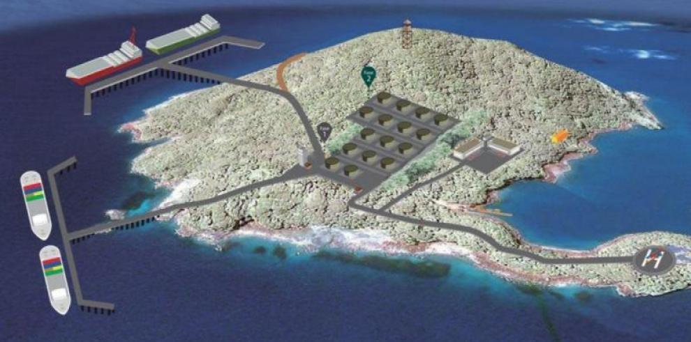 Varela desaprueba contrato de isla Boná