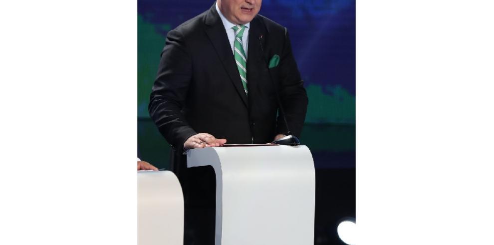 Marco Ameglio propone una unión de los candidatos por libre postulación