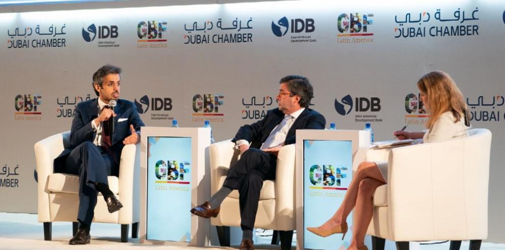 Emiratos Árabes Unidos, en busca de oportunidades comerciales en Panamá