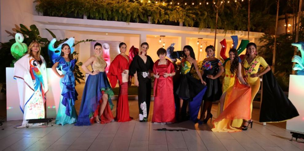 Exposición conjuga arte, moda y cultura