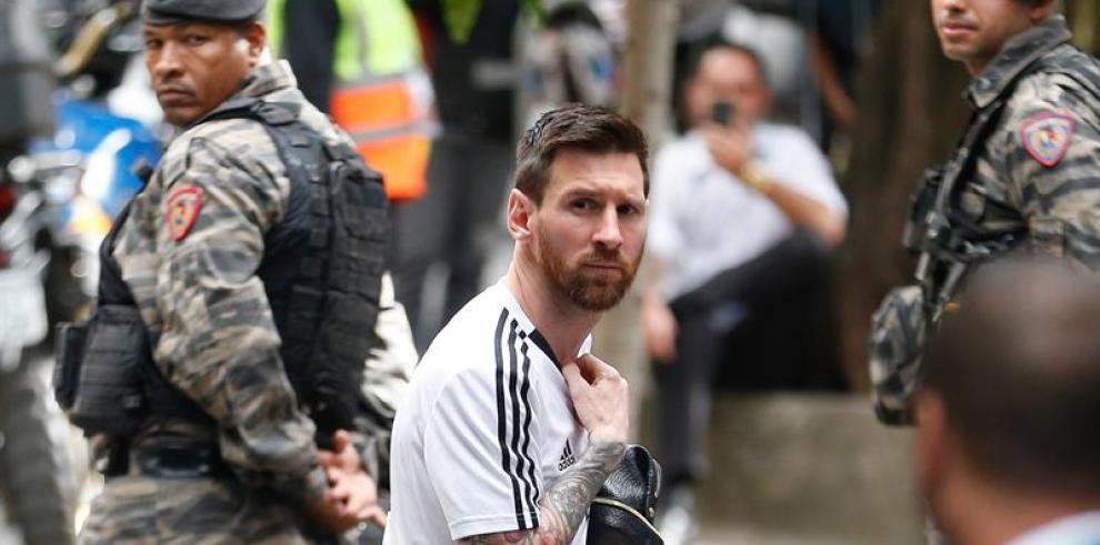 El 'Chapu' Martínez y su amor por Messi revolucionan el Mineirao