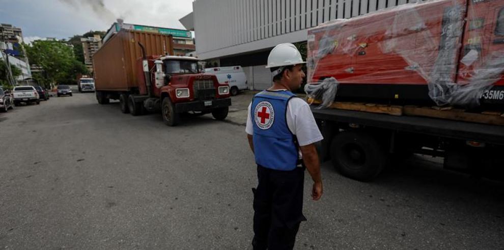 Cruz Roja distribuirá mosquiteros para intentar frenar malaria en Venezuela