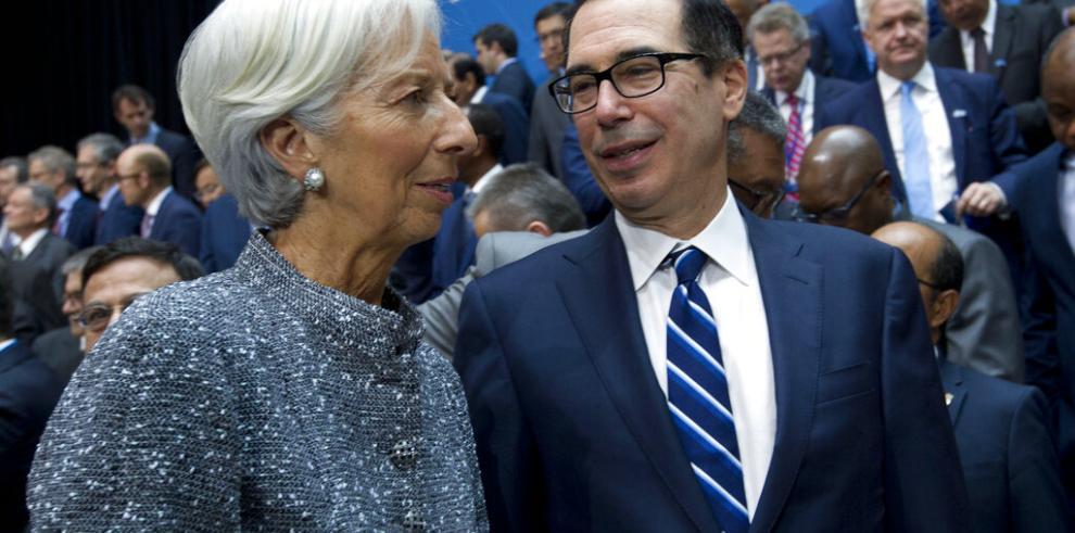Prometen combatir desaceleración de la economía global