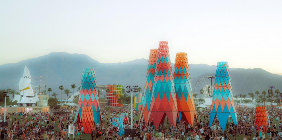 Coachella: sin selfis y