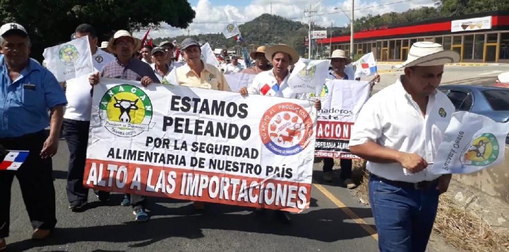 Agricultor defiende su postura ante respuesta del presidente de Anagan