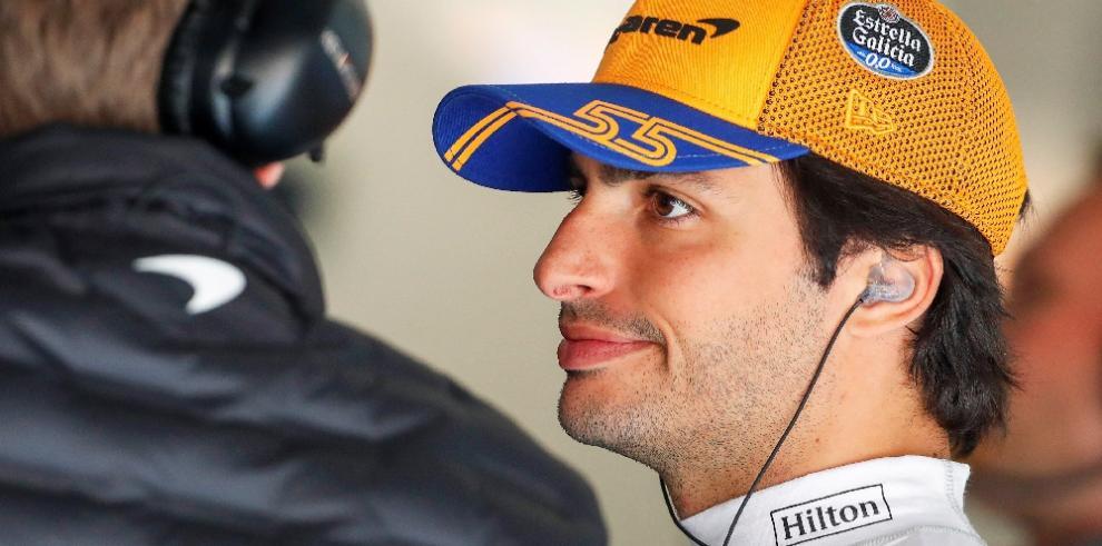 Carlos Sainz, confiado para la carrera: 'No hay que estar desesperados'