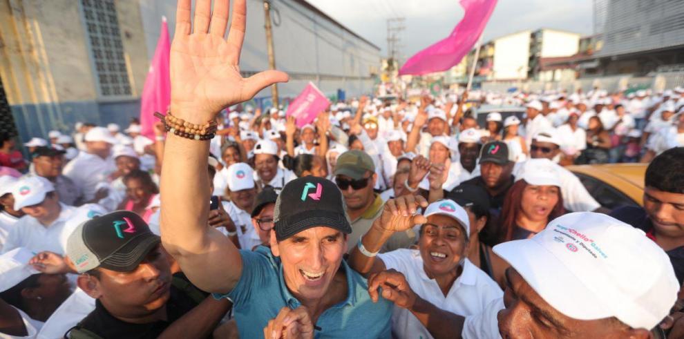 Varela, Cortizo y PRD quieren mantener pobreza en el país: Roux